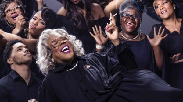 Tyler Perry A Madea Family Funeral