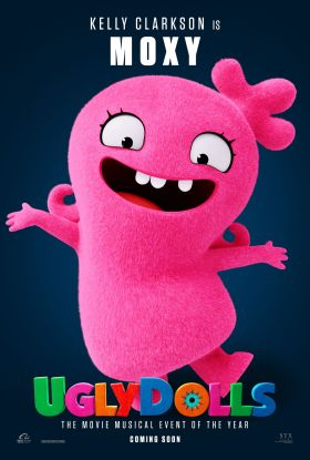 Uglydolls Movie Kelly Clarkson Is Moxy