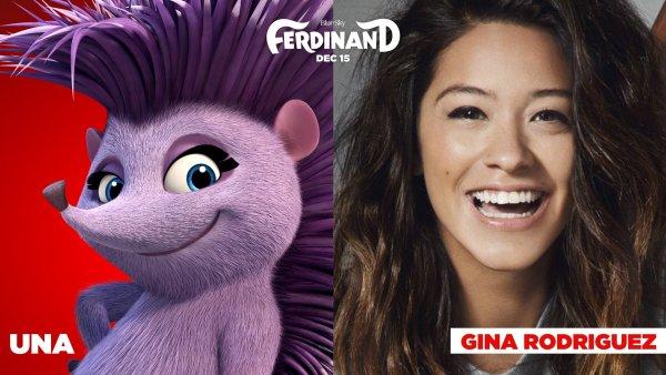 Una - Gina Rodriguez