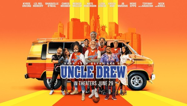 Uncle Drew Movie 2018 Basketball Comedy