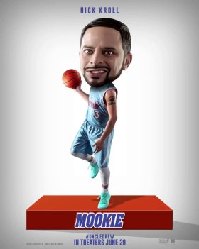 Uncle Drew Movie Character Poster - Nick Kroll