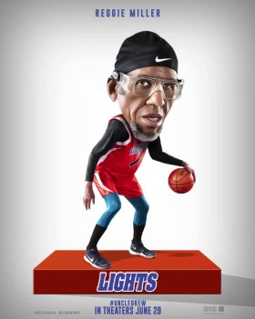 Uncle Drew Movie Character Poster - Reggie Miller