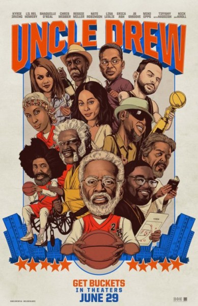 Uncle Drew New Movie Poster