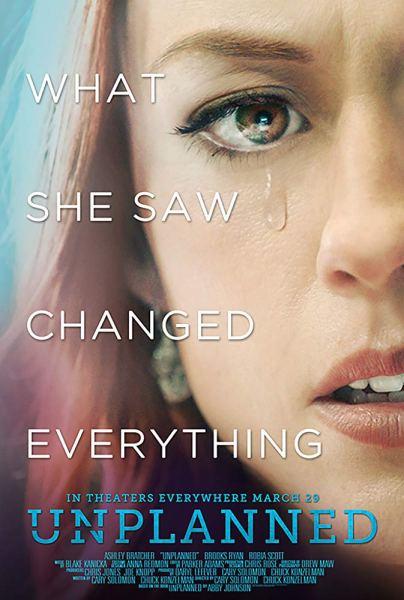 Unplanned Movie Poster