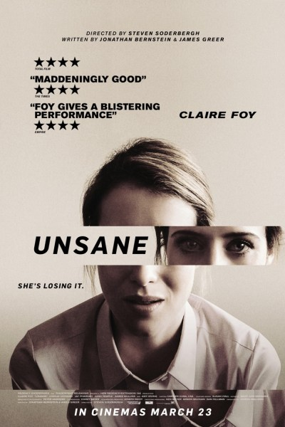 Unsane UK Poster