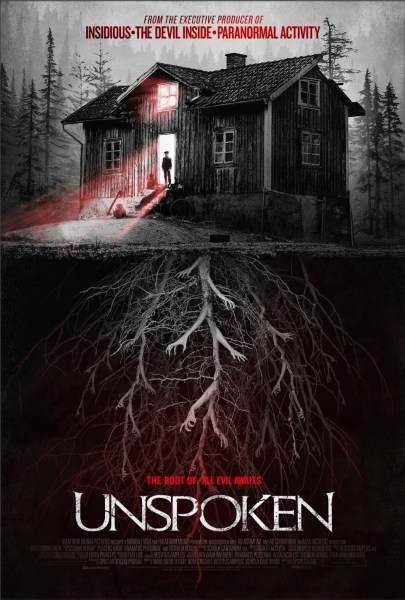 Unspoken movie poster