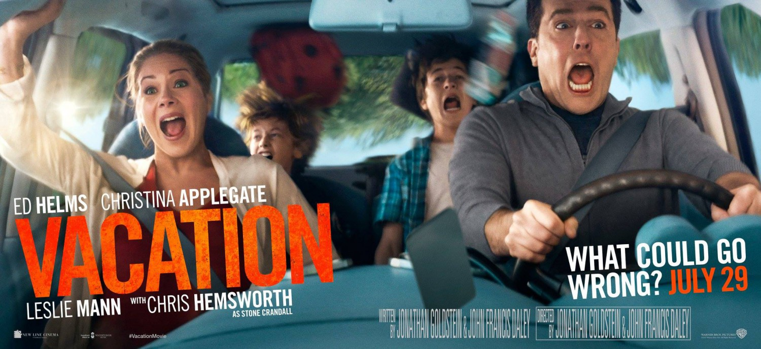 Vacation Movie 2 New Posters Teaser Trailer