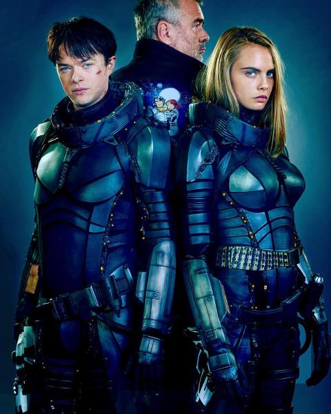 Valerian Movie - Official Promo Picture