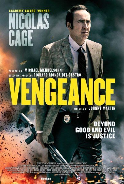 Vengeance A Love Story New Poster