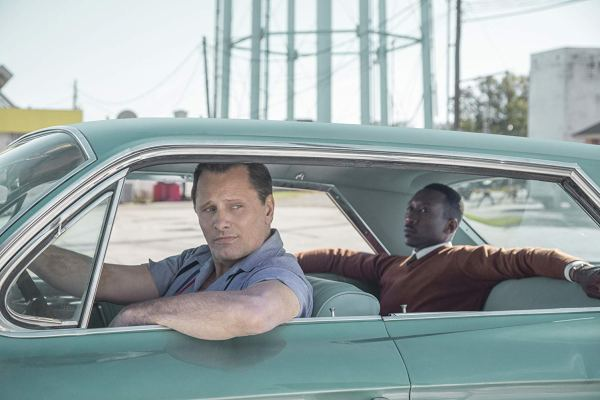 Viggo Mortensen And Mahershala Ali in the movie Green Book