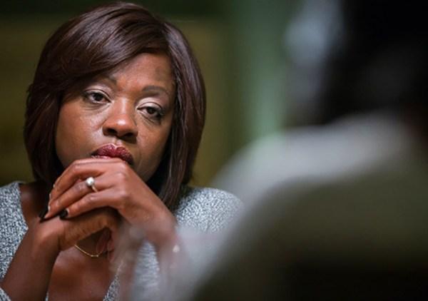 Viola Davis Custody