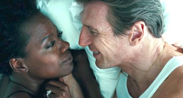 Viola Davis And Liam Neeson - Widows Movie (2018)