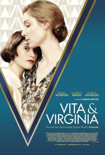 Vita And Virginia Movie Poster