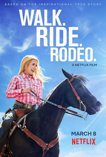 Walk Ride Rodeo Movie Poster