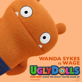 Wanda Sykes Is Wage UglyDolls Movie