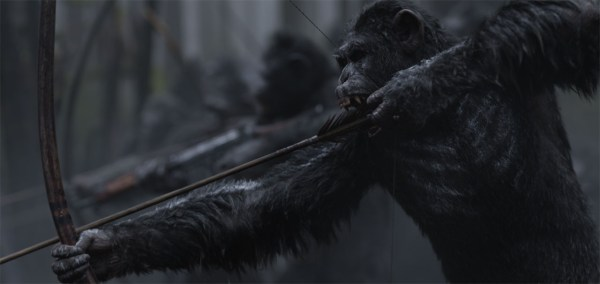 War For The Planet Of The Apes - July 2017 movie