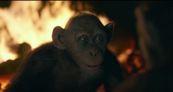 War For The Planet Of The Apes Movie Bad Ape