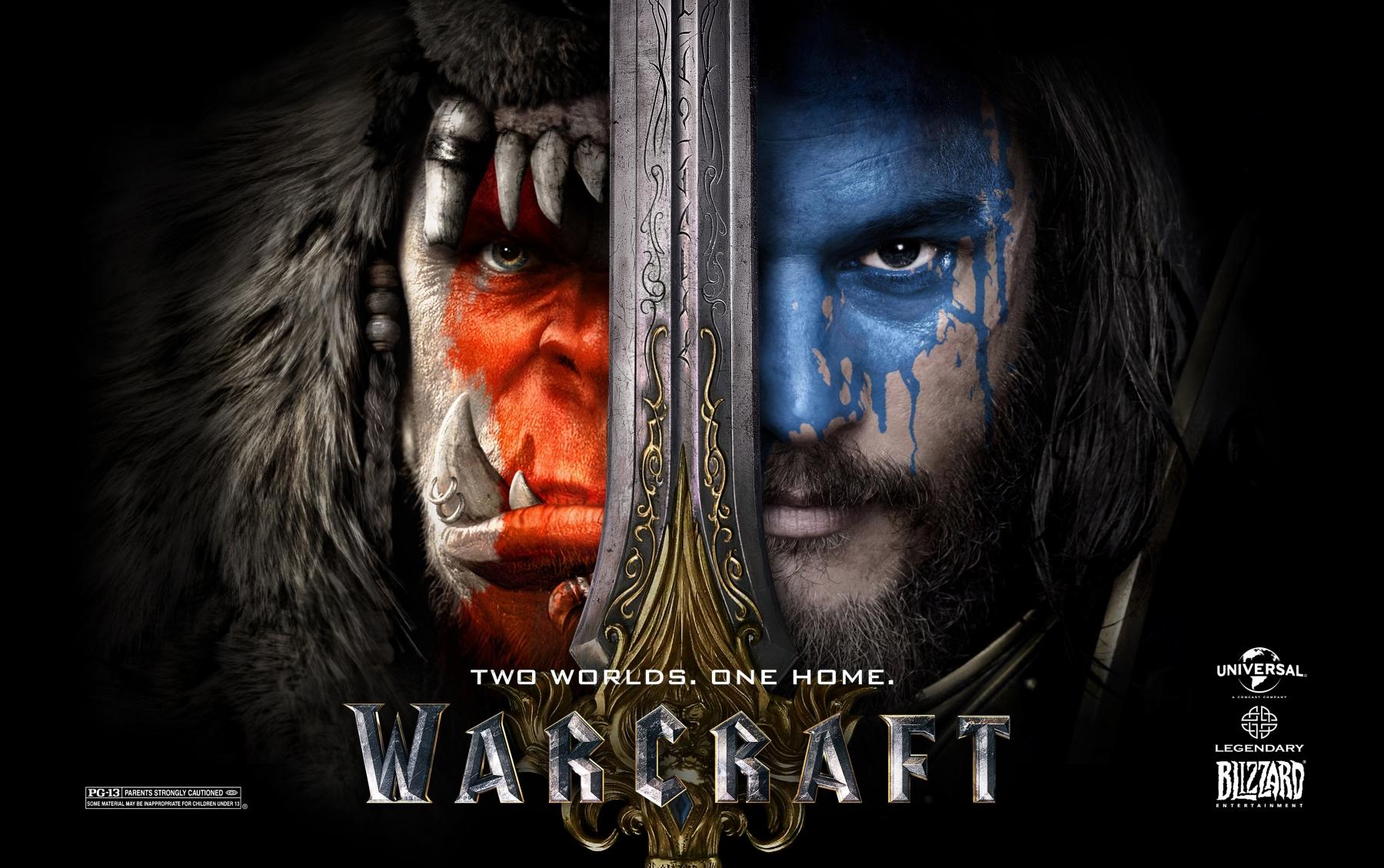 Warcraft Teaser Trailer