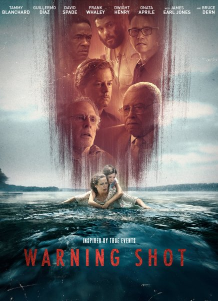Warning Shot Movie Poster