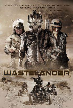 Wastelander Movie Poster