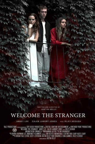 Welcome The Stranger Movie Poster