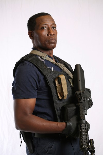 Wesley Snipes - Armed Response Movie