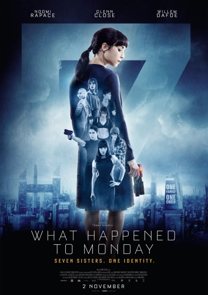 What Happened To Monday Dutch Poster