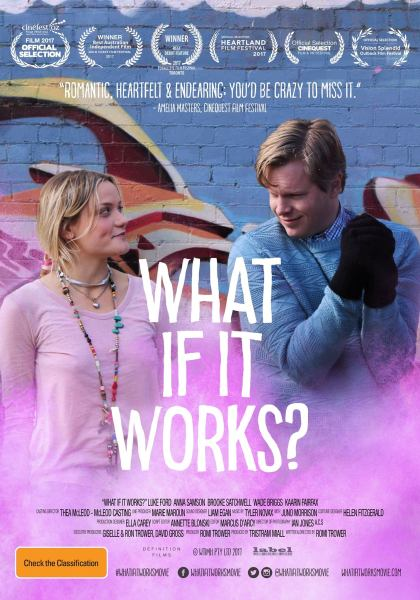 What If It Works Australian Poster