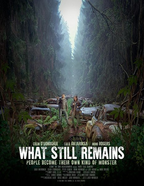 What Still Remains New Film Poster