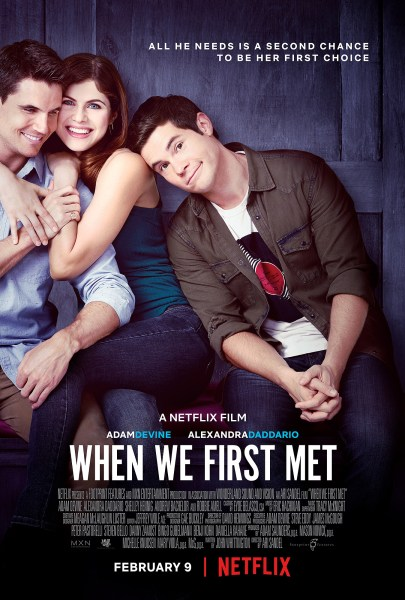 When We First Met Movie Poster