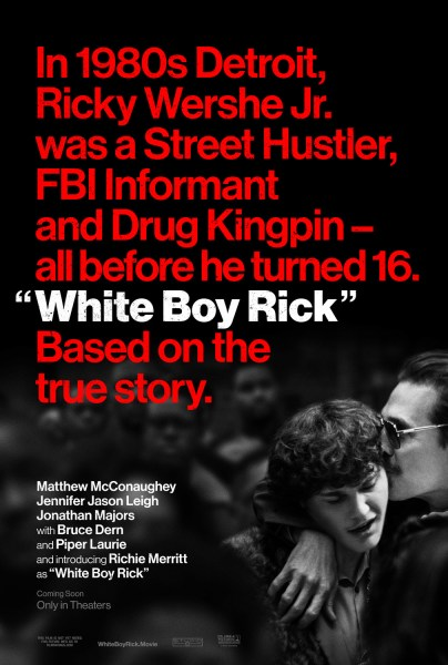 White Boy Rick Movie Poster
