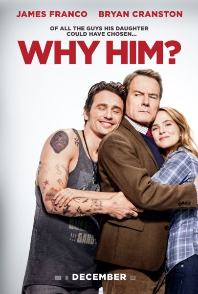 Why Him Movie Poster