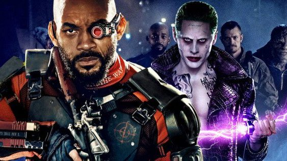 Will Smith Deadshot - Suicide Squad movie