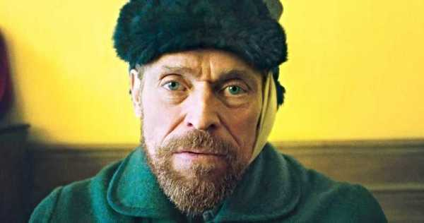 Willem Dafoe - At Eternity's Gate