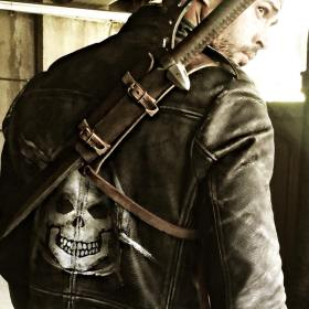 William Levy as Christian - RE6