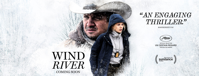 Kuvahaun tulos haulle wind river film poster