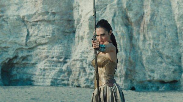 Wonder Woman - Gal Gadot - 2017
