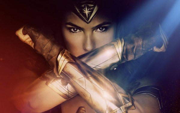 Wonder Woman - Gal Gadot - Live Action Movie