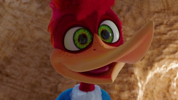 Woody Woodpecker movie in 2018