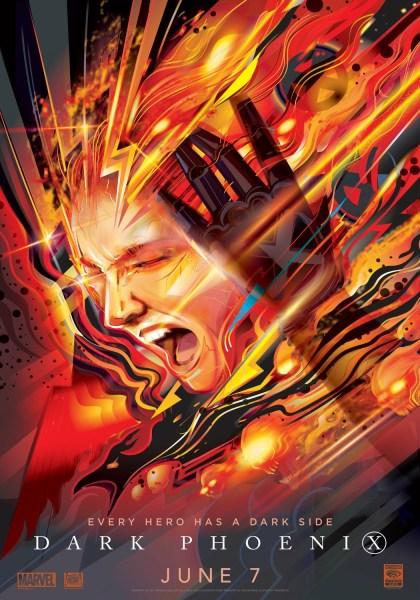 X Men Dark Phoenix New Film Poster