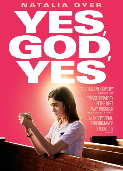 Yes God Yes Movie Poster