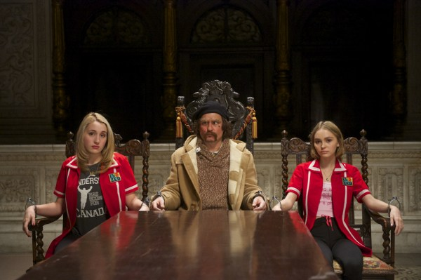 Yoga Hosers - Lily-Rose Depp, Harley Quinn Smith, and Johnny Depp