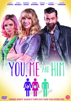 You Me And Him Dutch Poster