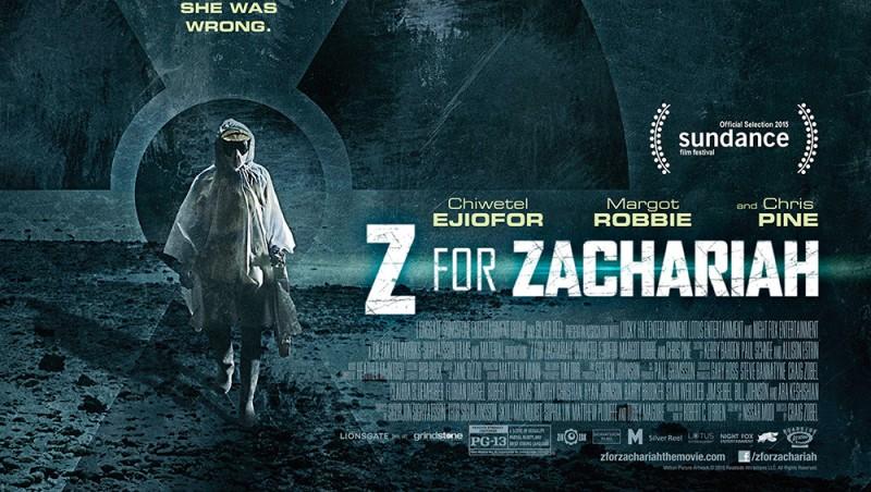 Z For Zachariah Trailer Deutsch