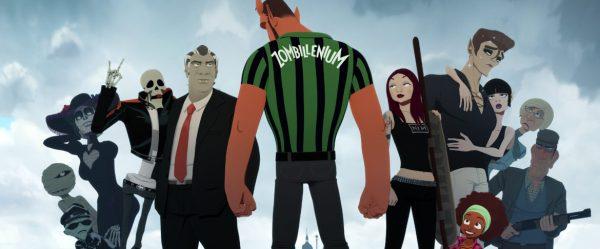 Zombillenium movie