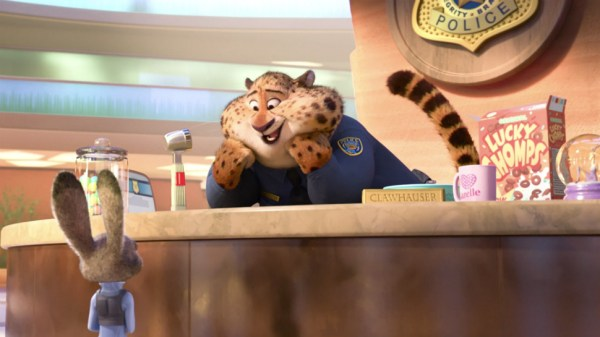 Zootopia movie - Clawhauser