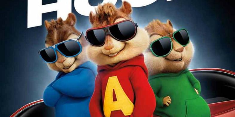 Alvin and the Chipmunks 4  Film Kino Trailer