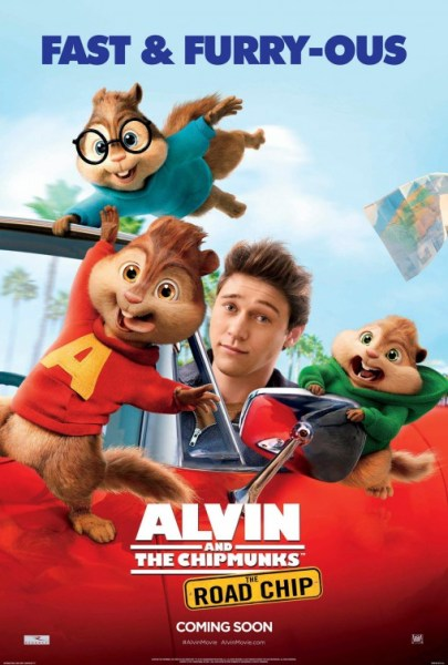 Fast And Furious 3 Full Movie >> Alvin and the Chipmunks 4 | Teaser Trailer