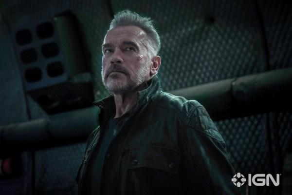 Arnold Schwarzenegger - Terminator Dark Fate