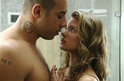 Babylon AD - Vin Diesel and Melanie Thierry